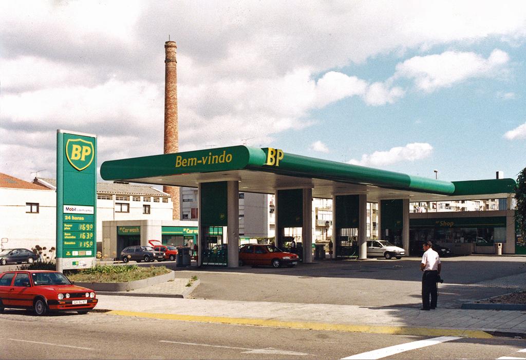 BP Gas Stations - Portfolio   afaplan